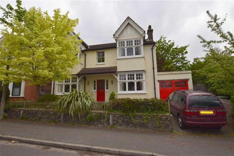 4 Bedrooms Detached House for sale in Bradleigh Avenue, Grays, Essex