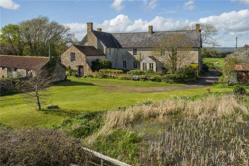 5 Bedrooms Farm Commercial for sale in Duddlestone Farm, Duddlestone, Taunton, Somerset, TA3