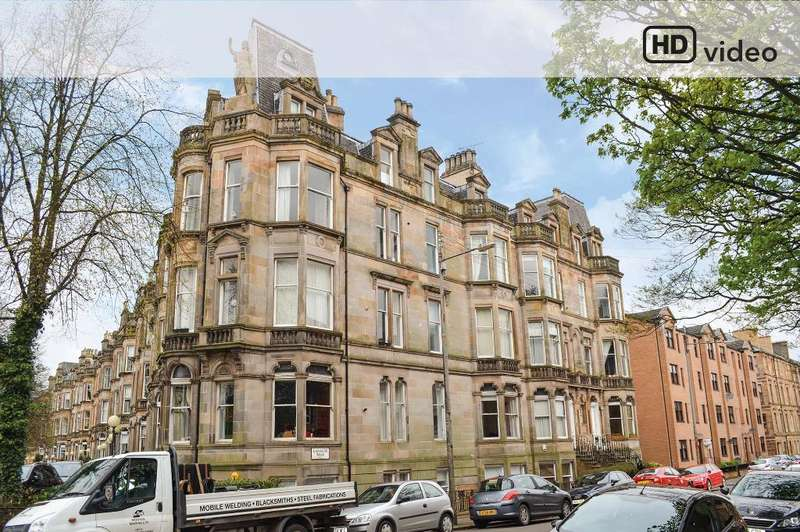 3 Bedrooms Flat for sale in Langside Road, Flat 3/1, Queens Park, Glasgow, G42 8XR