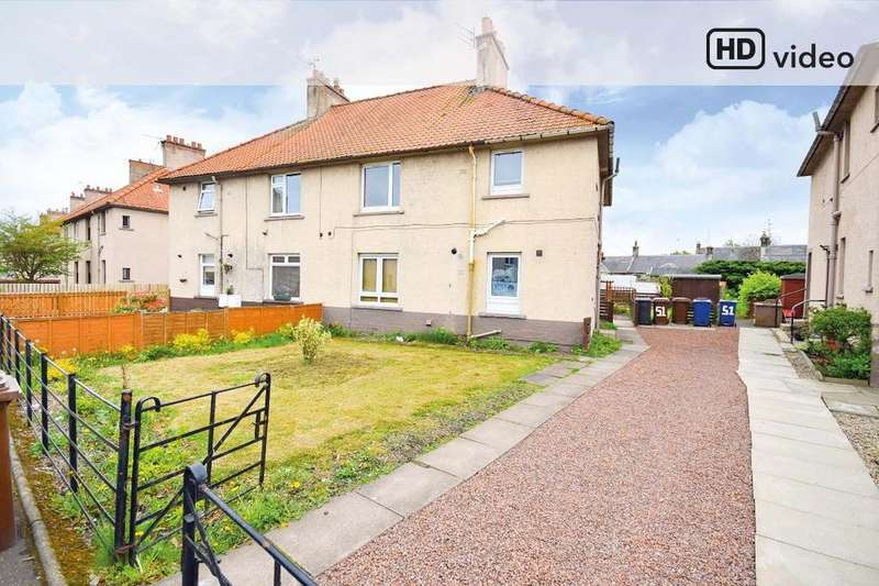2 Bedrooms Apartment Flat for sale in Kennington Avenue, Loanhead, Edinburgh, Midlothian, EH20 9HZ