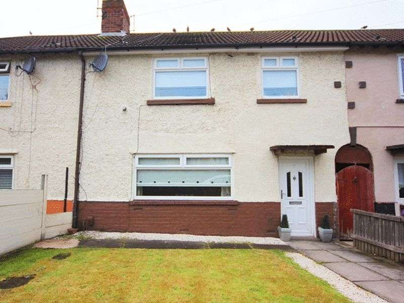 3 Bedrooms Property for sale in Allenby Square, Old Swan, Liverpool, L13