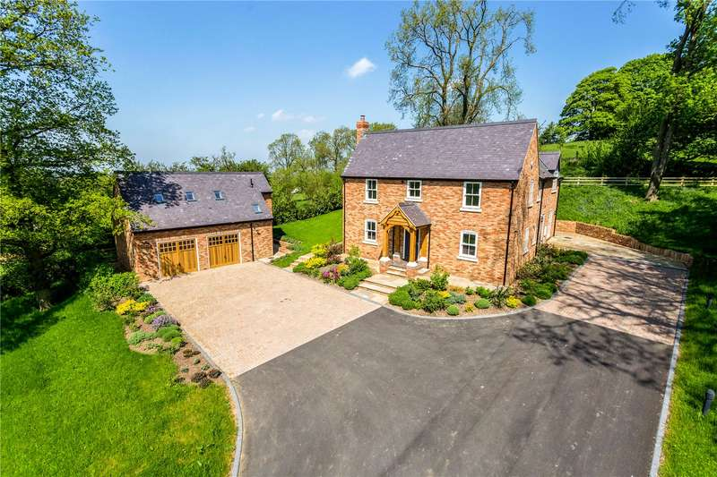 4 Bedrooms Detached House for sale in Badby Lane, Staverton, Daventry, Northamptonshire, NN11