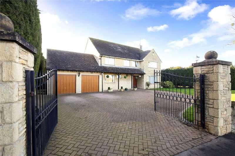 4 Bedrooms Detached House for sale in Stroud Road, Brookthorpe, Gloucester, GL4