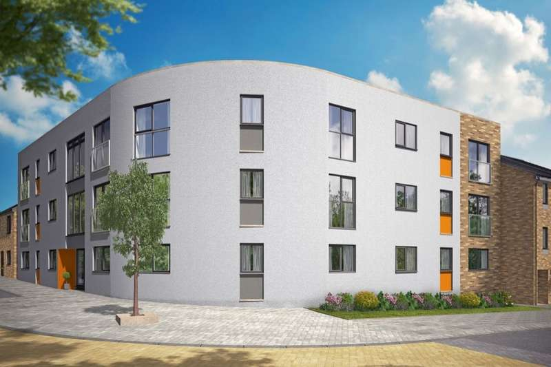 2 Bedrooms Flat for sale in The Steran Dolcoath Avenue, Camborne, TR14