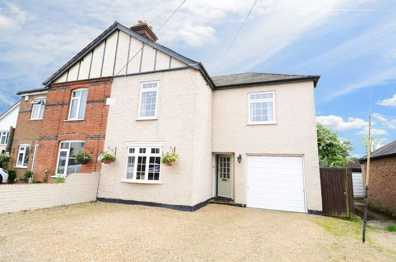 3 Bedrooms Semi Detached House for sale in Northern Woods, Flackwell Heath, HP10