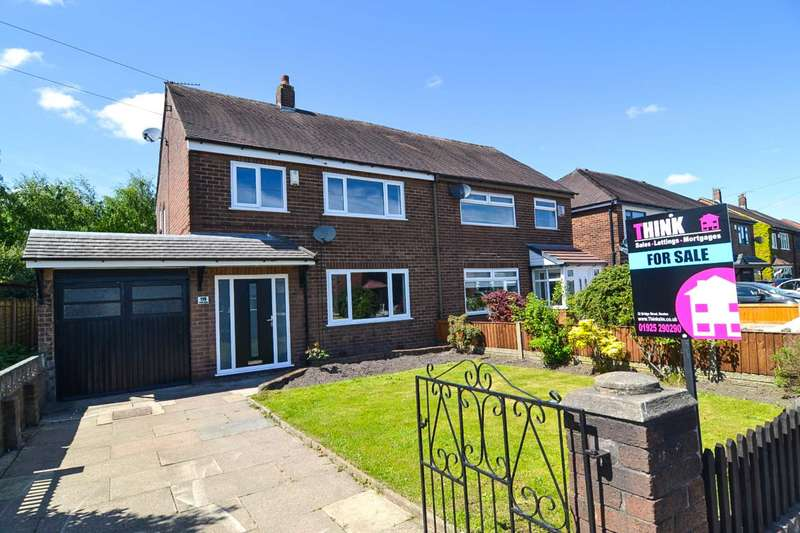 3 Bedrooms Semi Detached House for sale in Vista Road, Newton Le Willows