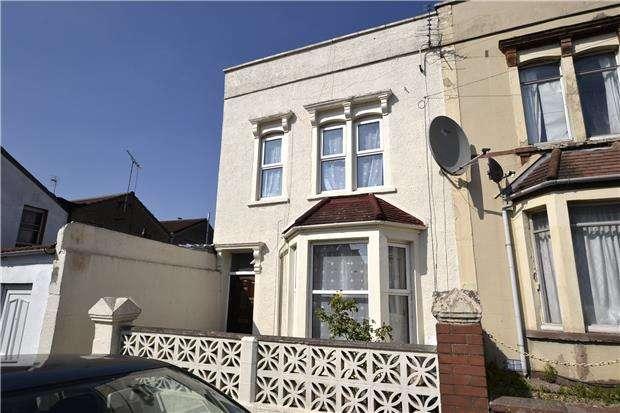 3 Bedrooms End Of Terrace House for sale in Glen Park, Eastville, Bristol, BS5 6SL