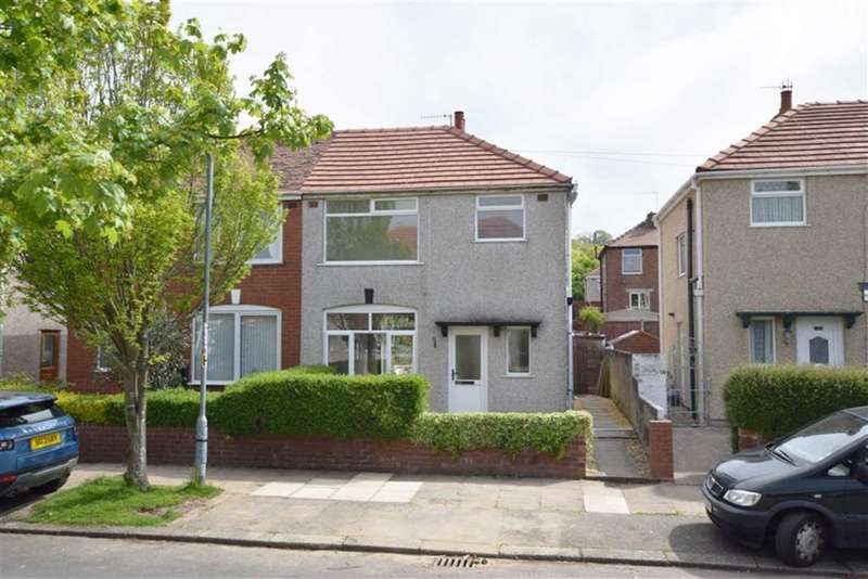 3 Bedrooms Semi Detached House for sale in Pine Road, Barrow-in-Furness, Cumbria