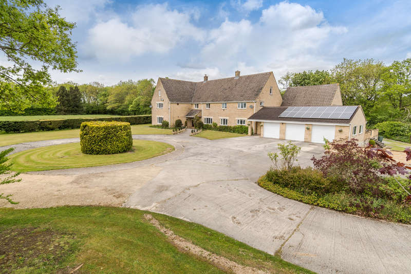 9 Bedrooms Detached House for sale in Near Charlton, Malmesbury