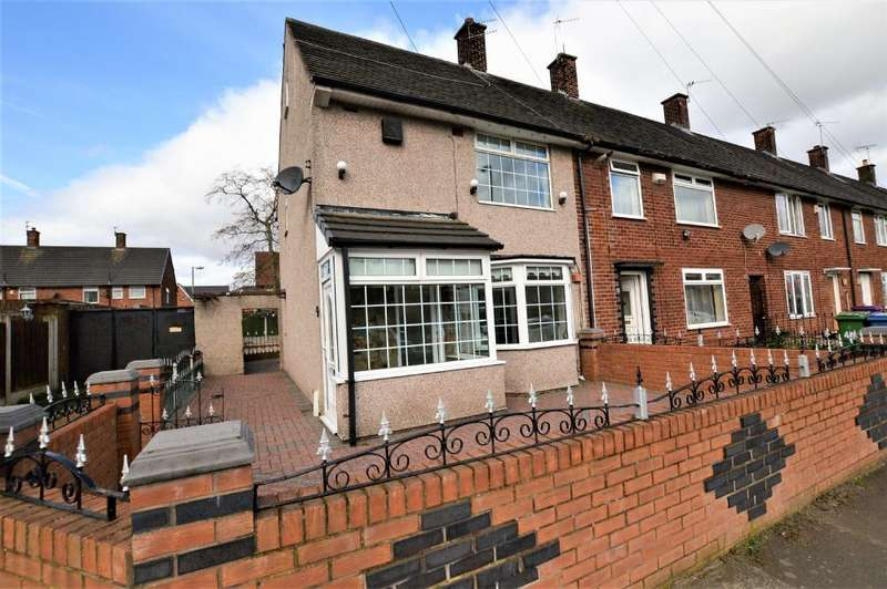 3 Bedrooms Terraced House for rent in Eastern Avenue Speke Liverpool L24 2TA