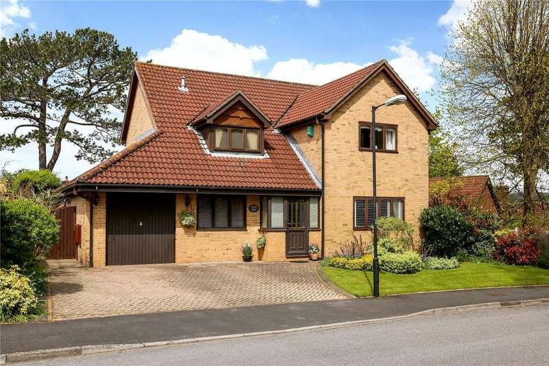 4 Bedrooms Detached House for sale in Glenavon Park, Sneyd Park, Bristol, BS9