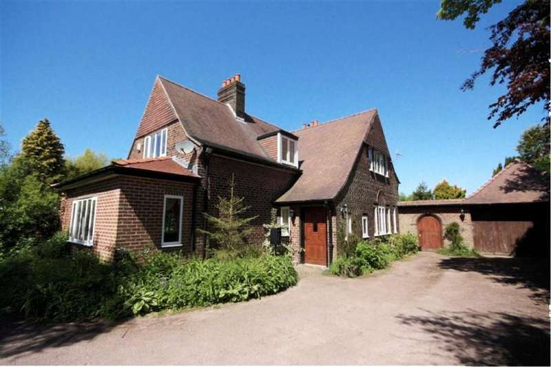 4 Bedrooms Detached House for sale in Bobbies Lane, Eccleston, St Helens, WA10