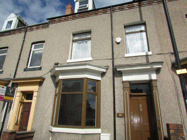 5 Bedrooms Terraced House for sale in STOCKTON ROAD, STOCKTON ROAD, HARTLEPOOL