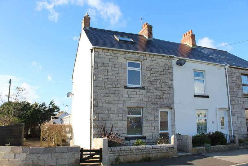 4 Bedrooms End Of Terrace House for sale in Weston Road, Portland