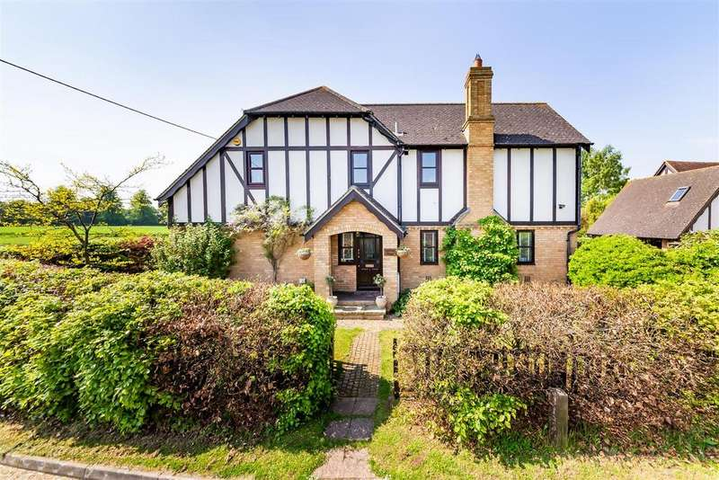 4 Bedrooms Detached House for sale in Sutton Road, Eyeworth, Sandy