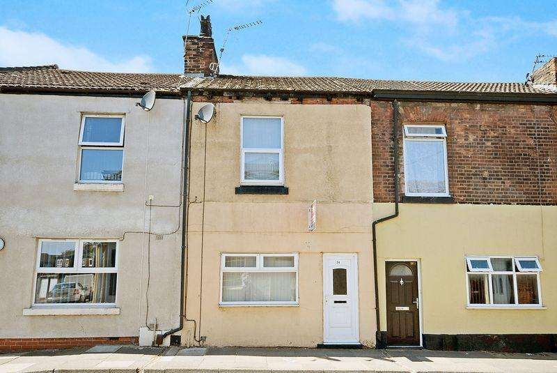 2 Bedrooms Terraced House for sale in Mersey Road, Widnes