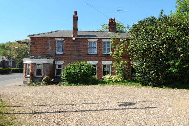 5 Bedrooms Detached House for sale in Lynn Road, Wisbech, PE13