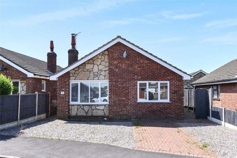 3 Bedrooms Detached Bungalow for sale in Bartholomew Close, Bardney, LN3