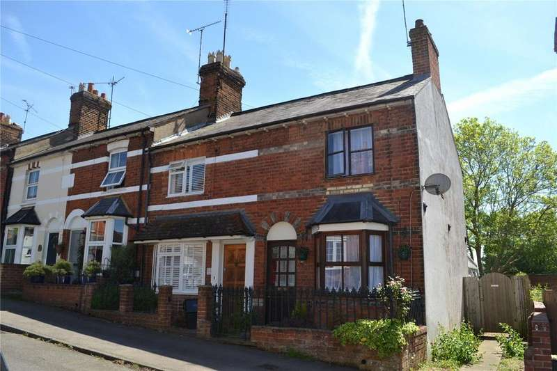 2 Bedrooms End Of Terrace House for sale in Brook Street, Twyford, Berkshire, RG10