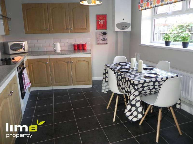 2 Bedrooms Flat for rent in Louis Street, Hull, HU3 1LY