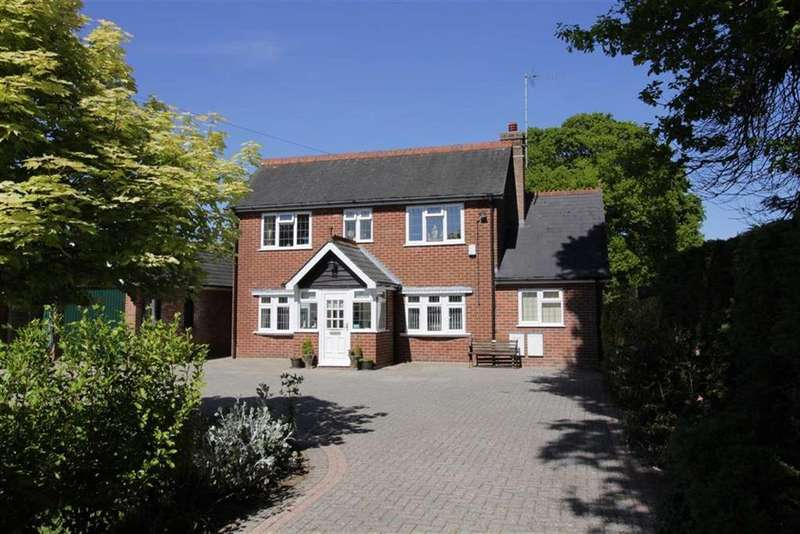 4 Bedrooms House for sale in Bashley, Hampshire