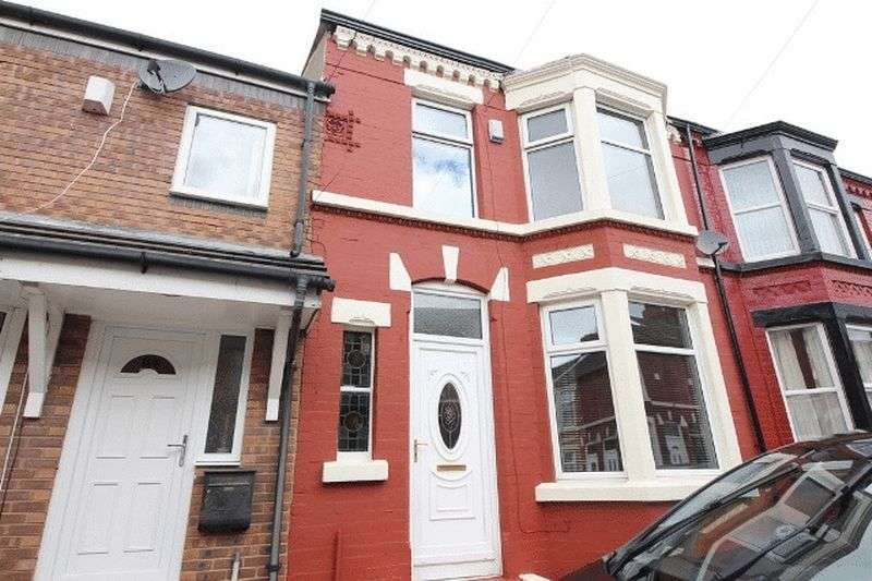 3 Bedrooms Property for sale in Ashbourne Road, Aigburth, Liverpool, L17