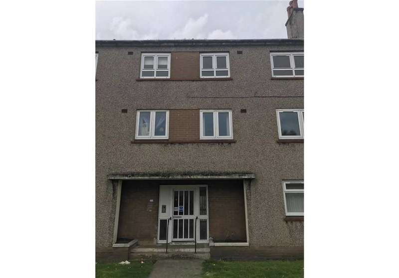 2 Bedrooms Apartment Flat for sale in Richardland Place, Kilmarnock