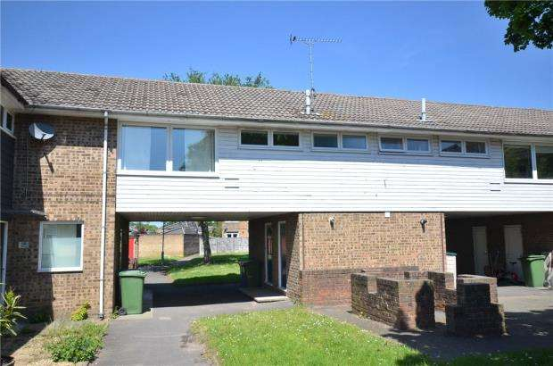 2 Bedrooms Maisonette Flat for sale in Viking, Bracknell, Berkshire