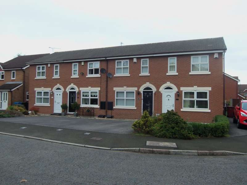 2 Bedrooms Terraced House for rent in Ramson Close, Halewood L26