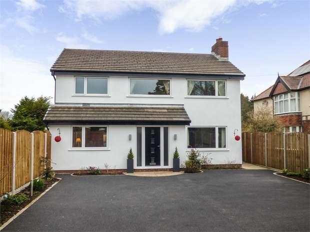 4 Bedrooms Detached House for sale in Garstang Road, Barton, Preston, Lancashire