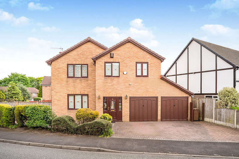 6 Bedrooms Detached House for sale in Stonecross Drive, Rainhill, Prescot, L35