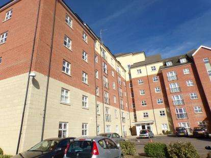 1 Bedroom Flat for sale in Wheelwright House, Palgrave Road, Bedford, Bedfordshire