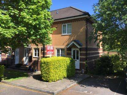 2 Bedrooms End Of Terrace House for sale in The Stepping Stones, St. Annes Park, Bristol, City Of Bristol