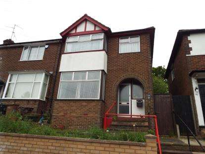 3 Bedrooms Terraced House for sale in Pomfret Avenue, Luton, Bedfordshire