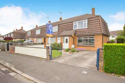 3 Bedrooms Semi Detached House for sale in Redshelf Walk, Bristol, Somerset