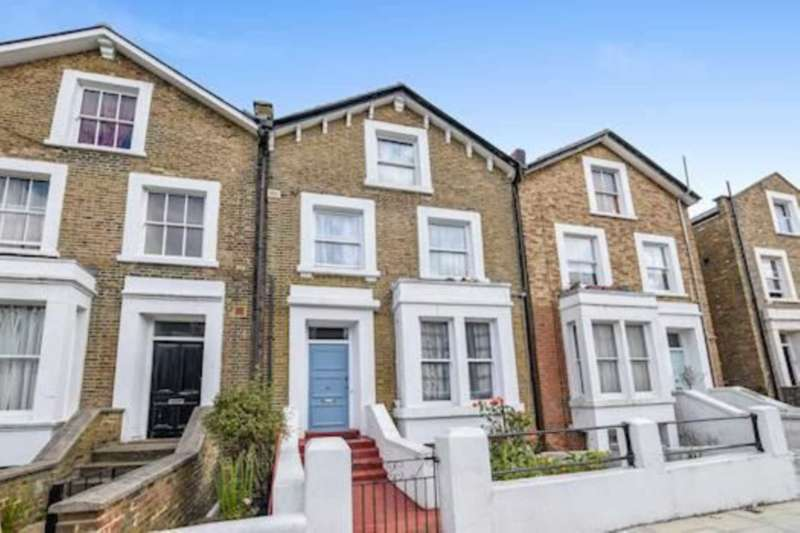 7 Bedrooms Terraced House for sale in London