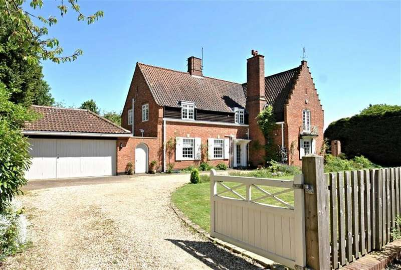 4 Bedrooms Detached House for sale in The Avenue Dallington