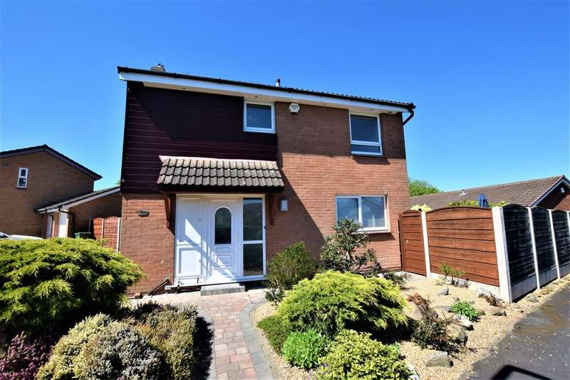 4 Bedrooms Detached House for sale in Edenbridge Road, Cheadle Hulme
