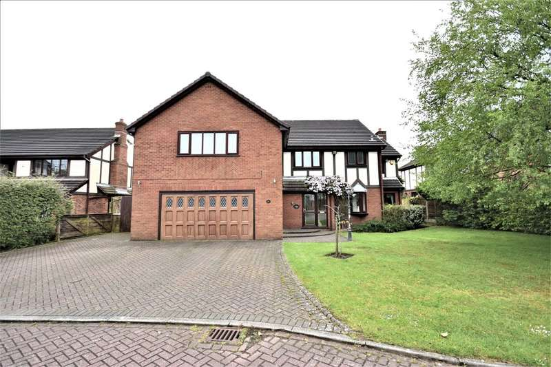 4 Bedrooms Detached House for sale in St Josephs Close, Blackpool