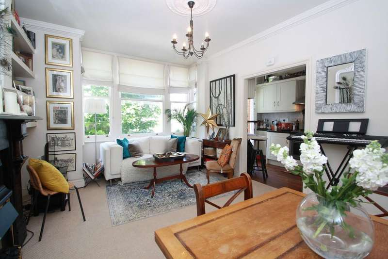 2 Bedrooms Apartment Flat for sale in Chevening Road, Queens Park NW6