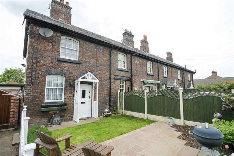 3 Bedrooms End Of Terrace House for sale in Warrington Road, Cuddington