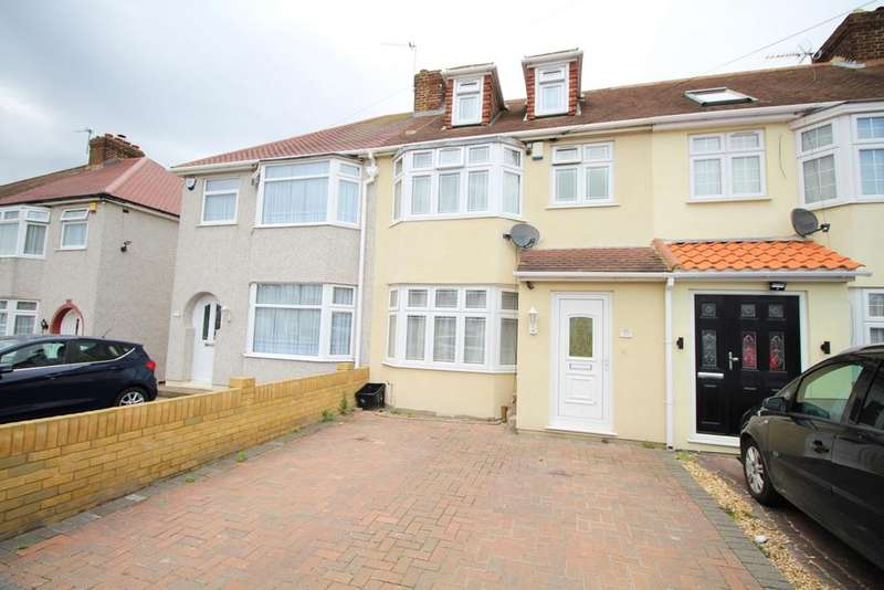 4 Bedrooms Terraced House for sale in Fleet Road Dartford DA2