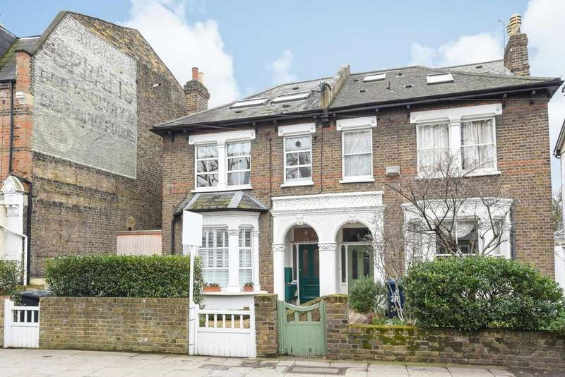 1 Bedroom Flat for sale in Acton Lane, Chiswick