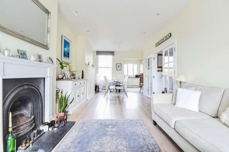 4 Bedrooms Maisonette Flat for sale in Radbourne Road, Balham