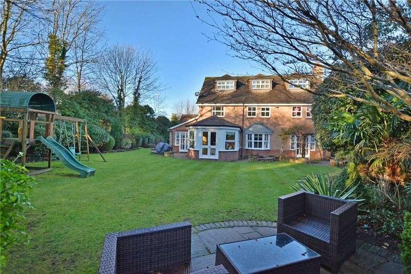 6 Bedrooms Detached House for sale in Wigton Park Close, Alwoodley, Leeds, West Yorkshire