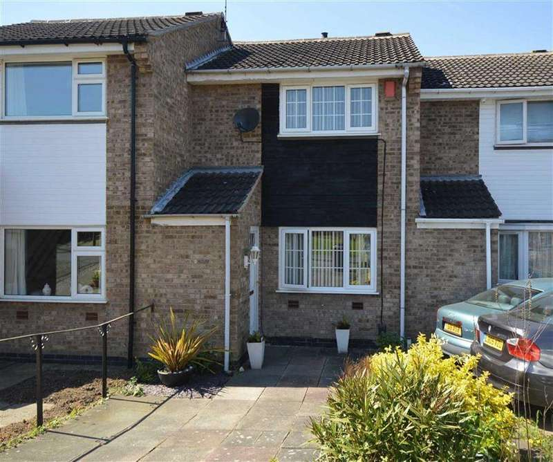 2 Bedrooms Town House for sale in Okehampton Avenue, Evington