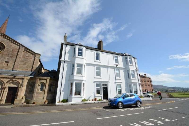 1 Bedroom Flat for sale in 33 Bath Street, Largs, KA30 8BL