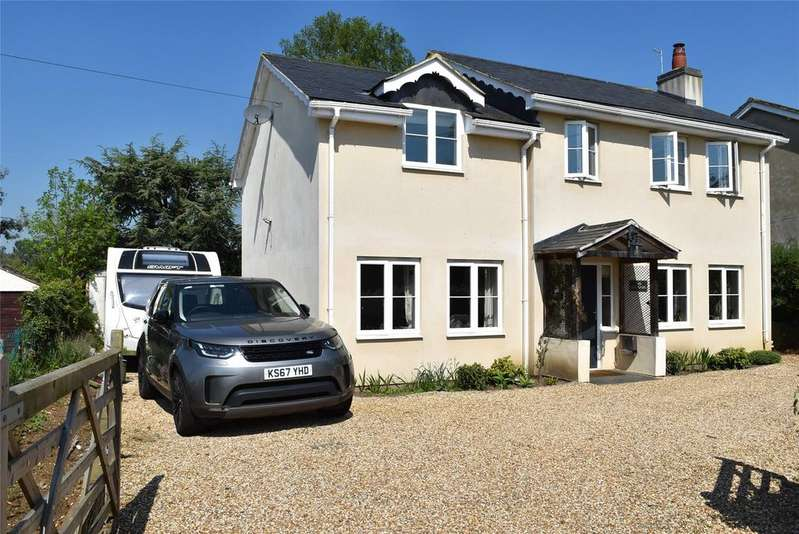 4 Bedrooms Detached House for sale in Buckingham Road, Gawcott
