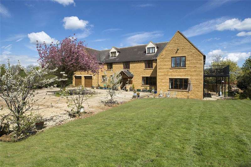 6 Bedrooms Detached House for sale in Aston Road, Chipping Campden, Gloucestershire, GL55