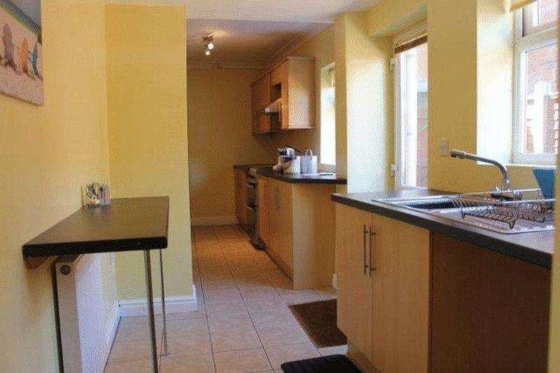 2 Bedrooms Terraced House for rent in Duke Street, Nuneaton, CV11 5PZ